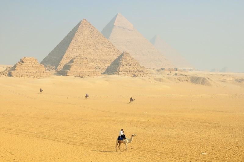 Die Pyramiden von Ägypten; Foto : Pixabay