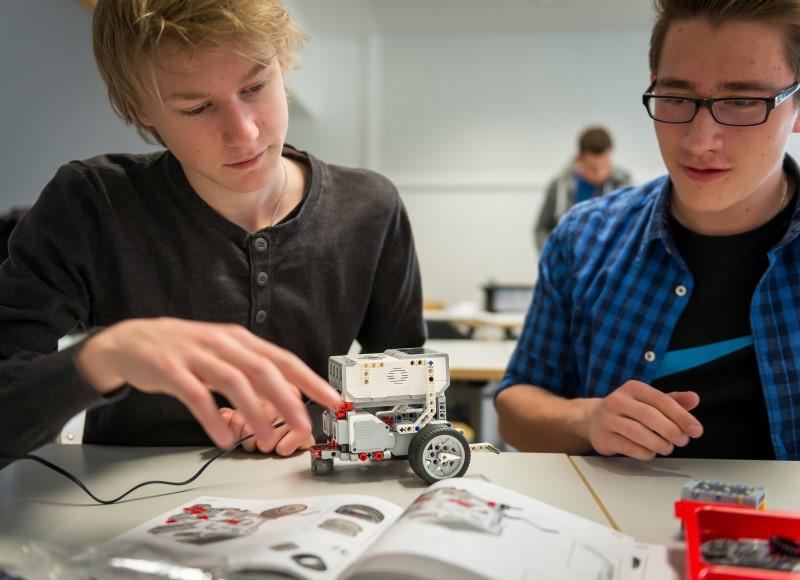 Robotics; Foto Martin Gleixner