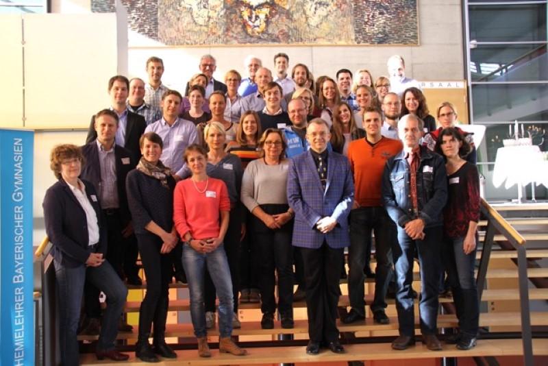 Teilnehmer des Seminars 2015; Foto AVG