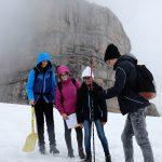 K.i.d.Z Abschlussexkursion Auf Den Dachstein Gletscher
