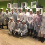 Chemie-P-Seminar Besucht Kosmetikunternehmen In Siegsdorf