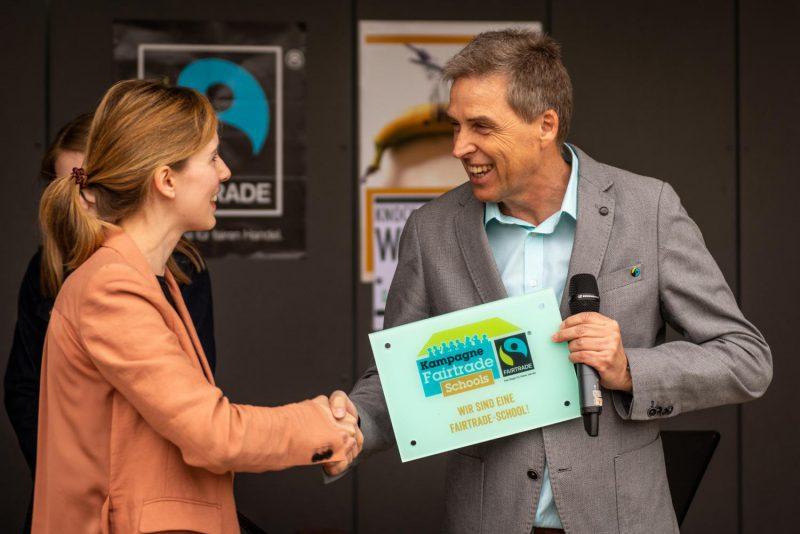 Wir Sind Fairtrade-School
