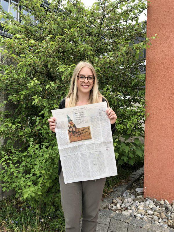 Lea Hüttinger Schreibt Für Die F.A.Z.