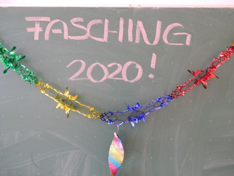 Unterstufenfasching 2020