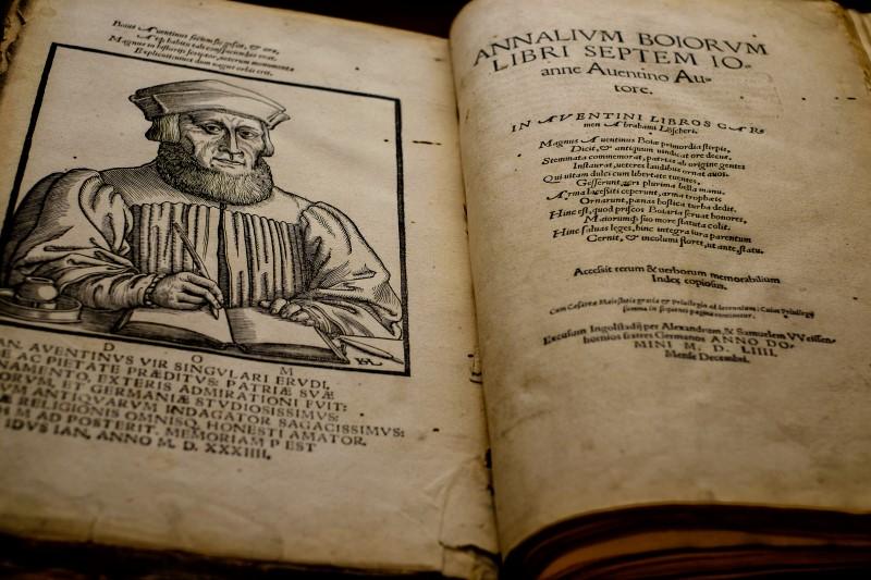 Chronik Aventinus