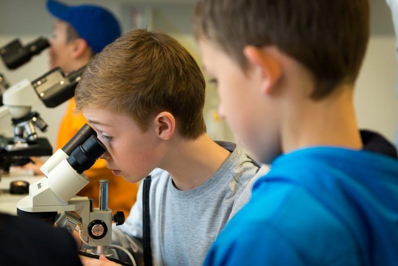 Biologie Foto: Martin Gleixner