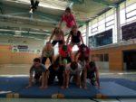 Akrobatik Projekttag 2014; Foto: Gerst