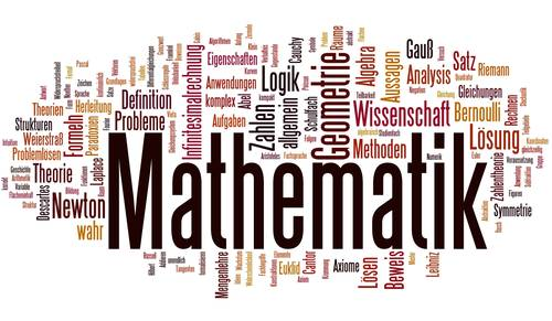 Mathematik Ist Wie Dieses Bild