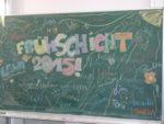 Teilnehmer Frühschicht 2015 - Wir Sind Bunt! - Foto: Iris Burkert